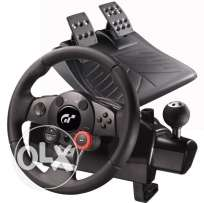 Logitech P3 Driving Force GT Racing Wheel