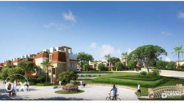s-vila for sale 0% down payment and 7 years installment in Sarai التجمع الخامس -  1
