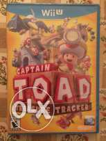 Captain Toad WII u NTSC (Sealed)