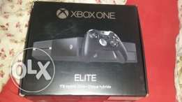 al xbox one elite With normal controller kasr zero ; not ps4