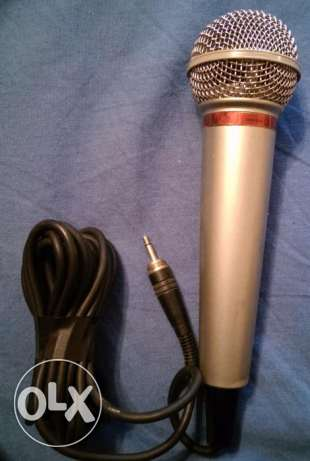 Sony Wired Dynamic Microphone F-V10T - Made in Japan