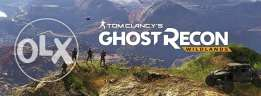 the Ghost recon wildlands PC