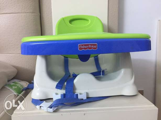 Portable Fisher Price feeding chair