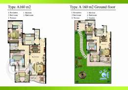 Unit for sale Compound Golf Residence