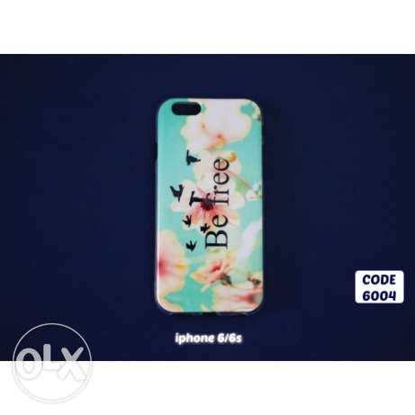 جراب موبيل iphone 6/6s be free cover
