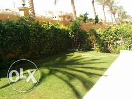 Amazing fully furnished villa in a nice compound on the main90 str