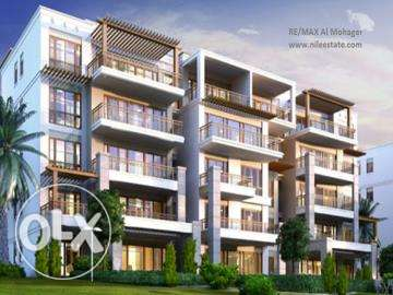 Duplex located in New Cairo for sale Up Town Cairo