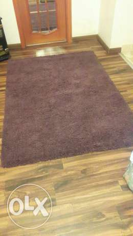Purple carpet 1.20 m × 2.5 m