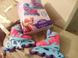 Inline skate frozen size m new not used