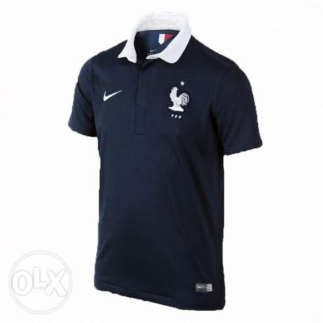 Nike France football tshirt XL القاهرة -  1