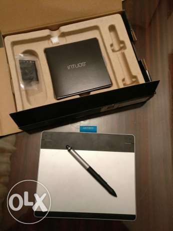 INTOUS wacom CTH-480 pen and touch small. مدينة نصر -  1