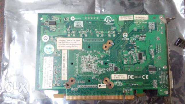 كارت شاشة NVIDIA GeForce 8400GS 512MB القاهرة -  4