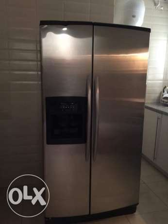 Refrigerator and Ice Maker, very good condition .