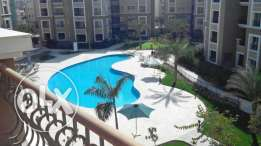 Amazing apartment with garden for rent in the amazing katamia plaza