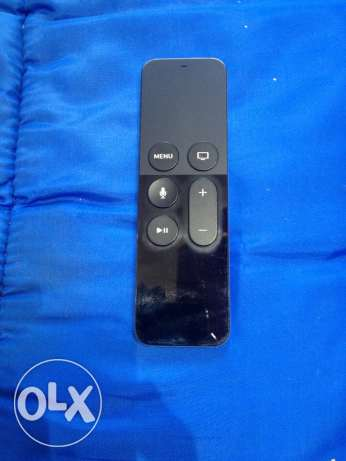 apple tv 4th generation remote