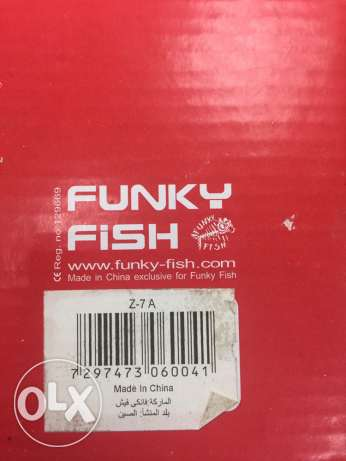 funky Fish toys