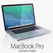 MacBook Retina Display 2014