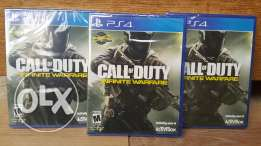 Call of Duty Infinite Warefare PS4 (New) (Region All) (Delivery)