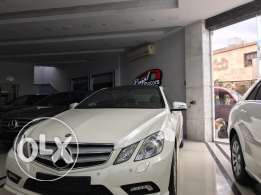 2011 Mercedes benz E250 Amg coupe 30000 km no paint full history Amg
