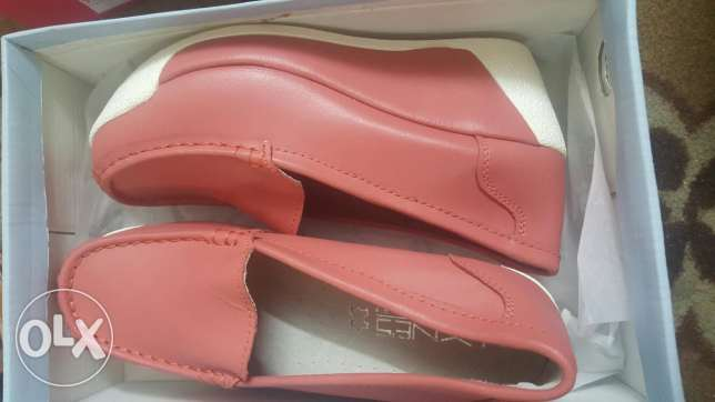 pink shoes original LYNE'S