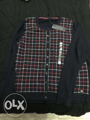 Cardigan from Tommy USA