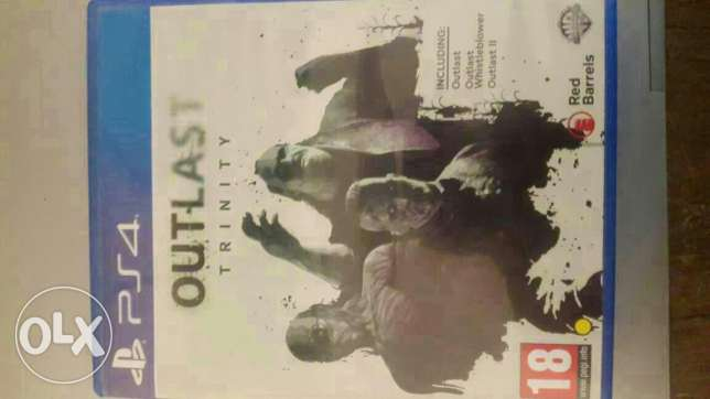 Outlast trinty ps4