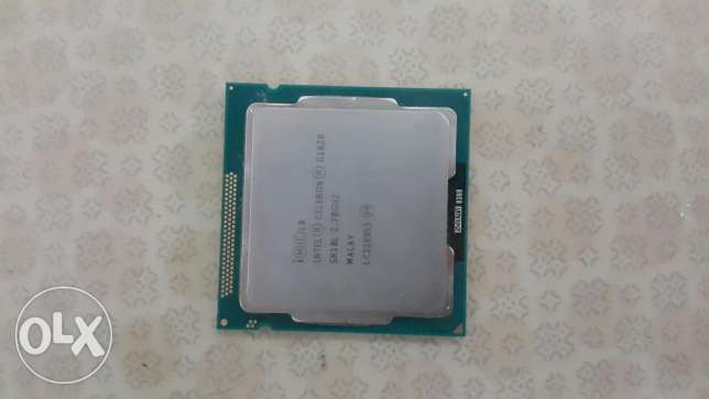 برسيسور Intel celeron Ivybridge g162o 2.7gh مدينة كفر الشيخ -  2
