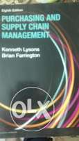 كتاب Purchasing & Supply chain management