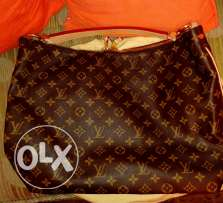 Original LV bag Sully PM from Paris