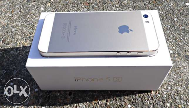 Iphone 5s Gold is new 32GB International USA القاهرة - أخرى -  3