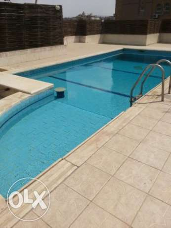 amazing apartment with shared pool for sale in degla maadi