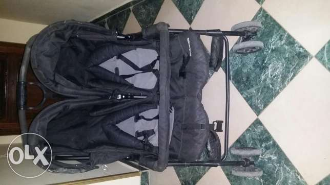 Mothercare twins stroller