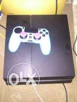 PlayStation 4 ( ps4 ) for sale. With 5 games and 1 controller