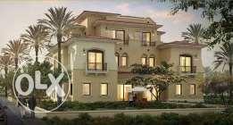 twin villa - golden heights - 350 sqm
