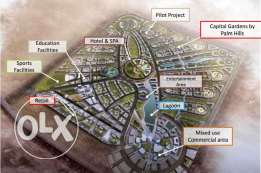 s-vila 0% down payment in new Cairo compound Sarai