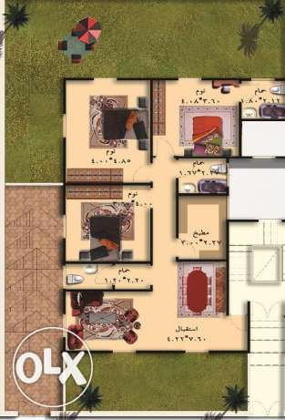 Apartment Ground Floor For Sale in Andalus - Plot 351