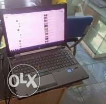 laptop hp workstation كورi7 رمات8جيجا هارد500(NVIDIA QUADRO 1000M)