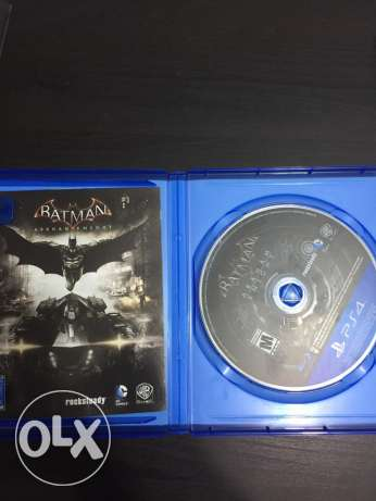 Batman Arkham knight PS4 عين شمس -  2
