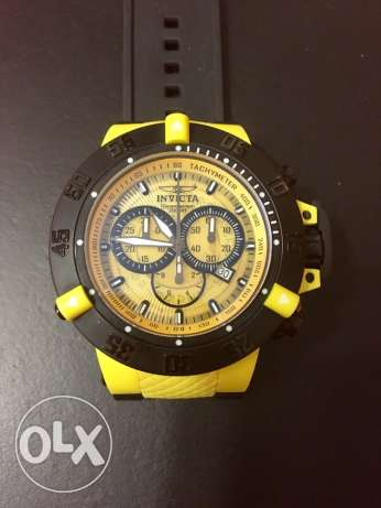 Invicta Subaqua 3 Anatomic