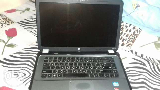 Hp laptop used
