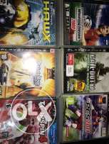 Ps3 cd games