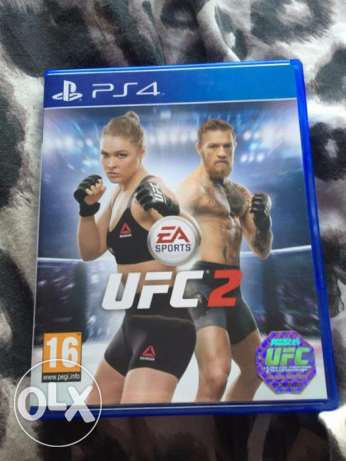 Looking for UFC 2 on PS4!!!