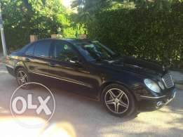 E 350 Bk*Bk 2008 Perfect Condition