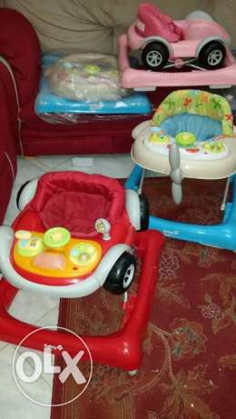 Brand new bebe confort and safety 1st baby Walker. مشاية