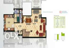 I villa roof b middle mountain view hyde park with low down payment
