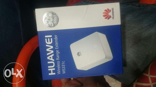 Huawei wireless rang extender ws331c الإسكندرية -  1