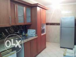 furnished apartment 155m 3 Bedrooms & 2 bathrooms Beside services