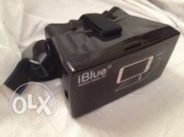 iblue virtual reality VR with NFC glasses