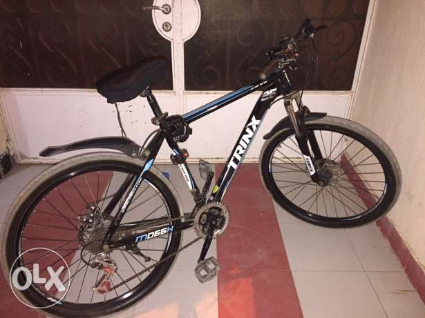 trinx bike for sale العبور -  2