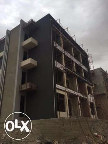Pent house mid town new cairo 205m